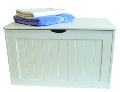 Ikea brusali bed frame adjustable bed sides allow you to use - White Painted Wood Shaker Blanket Box Argos Home