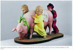 do@time: Jeff Koons al Whitney Museum di New York