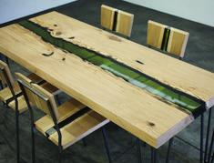 GROOVE TABLE- PROTEK®+DESIGN