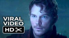 Guardians of the Galaxy Viral Video - Peter Quill (2014) - Chris Pratt M...