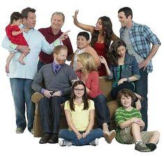 Modern Family TV Show Cast