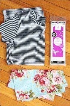 18 Formas de hacer que tu ropa vieja vuelva a verse como nueva