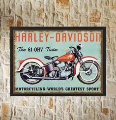 poster moto 8 - 30x40cm