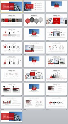25+ company Business Year PowerPoint Template