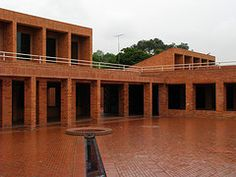 Gimnasio Fontana, Bogot, Colombia (Harold Medina Garzn) Tags: fontana salmona