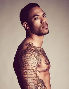Devin Thomas (I could read him forever!)