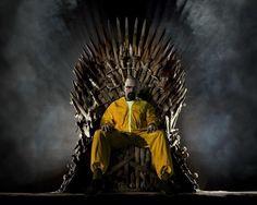 Heisenberg on the Iron Throne