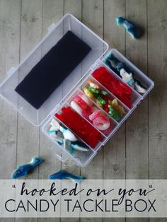 Tackle Box...  Candy Tackle Box by Living La Vida Holoka