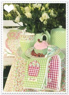 Bonitos tonos verdes.  I ♥ #Dialhogar  http://pinterest.com/dialhogar/  http://dialhogar.blogspot.com.es/