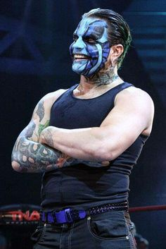 Love that Jeff Hardy smile