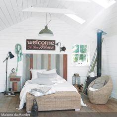 Die 50 besten Bilder von Wohnen im maritimen Stil in 2019 | Bedroom ...