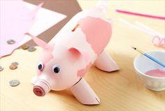 DIY Piggy Banks