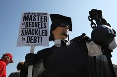 New study finds that millions of people had not made a payment on $137 billion in federal student loans | A new analysis of federal student loans reveals that the number of people severely behind on repaying their debt has soared in the past year, painting a bleak picture of one of the largest government programs.