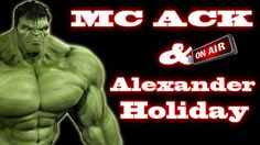 MC ACK & Alexander-Holiday-(lançamento 2016).