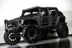 2013 Full Metal Jacket Kevlar Jeep Wrangler