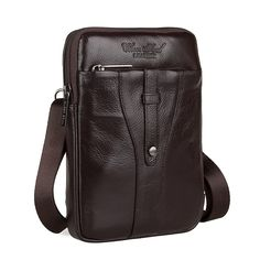 2015 arrival real leather men bags fashion male business shoulder bags casual genuine leather messenger bags for men handbags #Affiliate