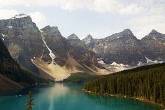 Moraine Lake II by Arta Farahmand on 500px