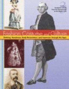Fashion, costume, and culture v3