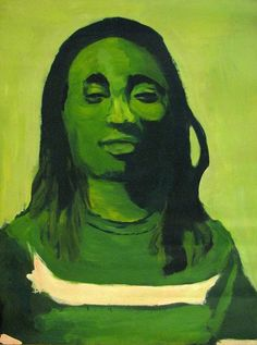 Young Artist Gallery 2014 Accepted Entry Painting by Ariyana Vicks - Woman's Club of Coconut Grove - Opening: Friday, March 14, 2014, 6:00 p.m. – 8:00 p.m. - Exhibit: Saturday, March 15 – Sunday, March 16, 2014