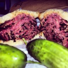 Best pastrami sandwich