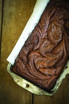 PaleOMG – Paleo Recipes – Cinnamon Chocolate Swirl Banana Bread + Book Tour Dates Announced