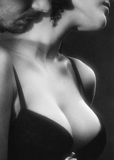 """sensual-miss-d-posts: """" misterw-love """" Art Of Love, Just Love, Black White Photos, Black And White, Black Tie, New Shape, Sensual, Submissive, How To Fall Asleep"""