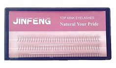 Volume 3D Lashes .07mm Thickness Eyelash Extensions (Size From 8mm-14mm) (10mm)