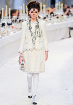 Chanel Paris - Bombay Collection pre fall 2012