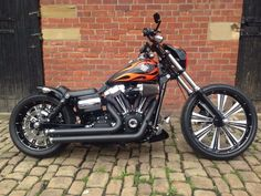 "2010 HARLEY DAVIDSON FXDWG ""a deposit has been taken, thanks for looking!"" FOR SALE • £11,950.00 • See Photos! Money Back Guarantee. SOLD West Coast Ltd. Offer for sale this stunning, and very special 2010 Harley Davidson Dyna Wide Glide. SOLD This one owner machine's custom design was commissioned when the bike 232124620007"