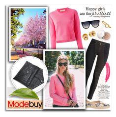"""Modebuy 4"" by melissa-de-souza ❤ liked on Polyvore featuring Topshop, Marni, H&M, rag & bone, CÉLINE, Rebecca Minkoff, Gorjana and modebuy"