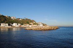 Ain Taya, Algeria.  My husband grew up here.