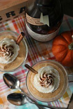 Pumpkin Spice Latte Tiramisu Parfaits   Baking a Moment