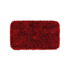 Garland Rug Bentley Shag Bath Rug - 30'' x 50'', Red