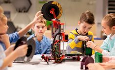 Niños programando: la robótica conquista la escuela #Noticias