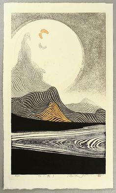 Dance above the Water, 1991 Reika Iwami