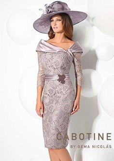 Colección vestidos de Cabotine 2015 – Vestidos de #fiesta #bodas #ceremonias en entrenovias. Más información en www.entrenovias.es
