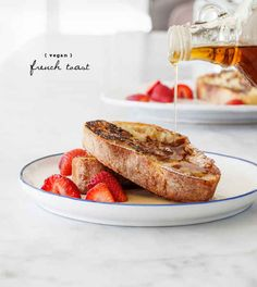French Toast | 29 Delicious Vegan Breakfasts