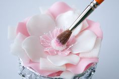 How to make a five petal fantasy flower