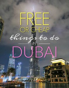 When I booked my visit for Dubai, I only had a few things I REALLY wanted to do: go on a desert safari/ride a camel ( check ) eat a fancy brunch ( check ) go to the top of the Burj Khalifa . Budget Hotels In Dubai, Dubai Hotel, Dubai City, Dubai Mall, Dubai Trip, Dubai Shopping, Dubai Guide, Dubai Travel Guide, Travel Tips