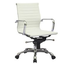 Mid-Back Leather Synthetic Office Chair Finish: White by Aosom, http://www.amazon.com/dp/B0074NVV9A/ref=cm_sw_r_pi_dp_DmLcsb1F3ABCW