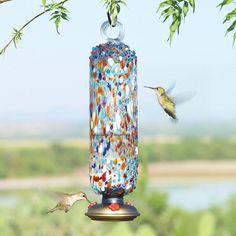 La Fortuna Hummingbird Feeder  - $41