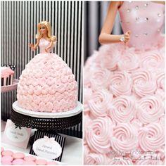 Barbie in Paris Party