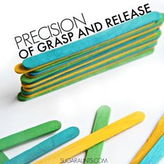 Easy Activities for Precision in Fine Motor Skills