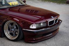BMW E38 Bmw E38, Bmw 7 Series, Bmw Cars, Malaga, Cars And Motorcycles, Cool Cars, Vip, Euro, Wheels