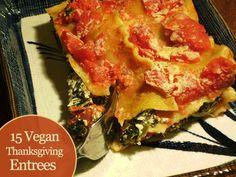 15 Vegan Thanksgiving Entrees