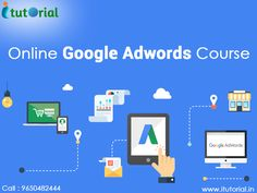 #OnlineGoogleAdwordsCourse will help you set up your AdWords account, choose the best keywords, write effective ad copy, and track and optimize the performance of your ads. Start now to make the most of your ad budget and maximize your #AdWords marketing goals.  #ITutorial #GoogleAdwordsCourse
