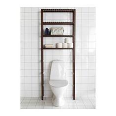 MOLGER Rangement ouvert - brun foncé - IKEA