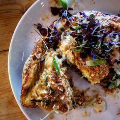 #Teriyaki #crab #omelette with wasabi mayo was the dish of choice for Saturday #brunch @caravanroastery #KingsCross  #toplondonrestaurants #eatfamous #bestfoodworld #culturetrip_ldn #feedfeed #forkyeah #eeeeeats #dailyfoodfeed #foodpornshare #foodiegram #fdbloggers