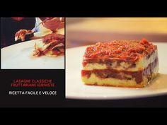 Lasagne Classiche Fruttariane Igieniste - Ricetta Facile e Veloce
