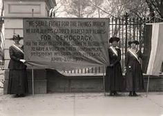 Suffragettes Protest White House - Yahoo Image Search Results